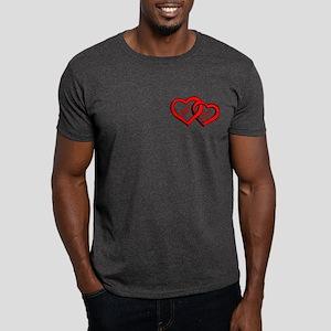 He's Mine Dark T-Shirt