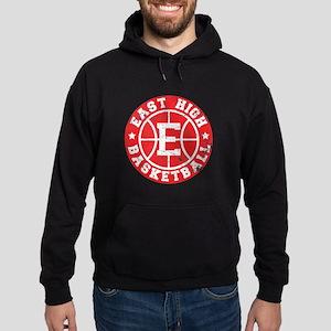 East High Basketball Hoodie (dark)