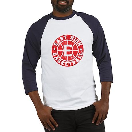 East High Basketball Baseball Jersey