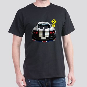 Curves Ahead-60th Dark T-Shirt