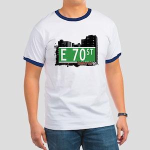 E 70 STREET, MANHATTAN, NYC Ringer T