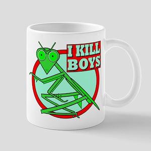 I KILL BOYS Mug