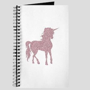 Pink Unicorn Journal