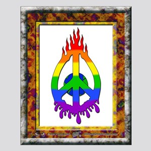 """World Peace - Poster - 16""""x20"""""""