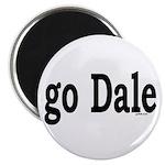 """go Dale 2.25"""" Magnet (10 pack)"""