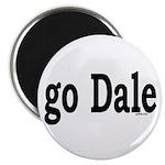 go Dale Magnet