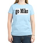 go Mike Women's Pink T-Shirt