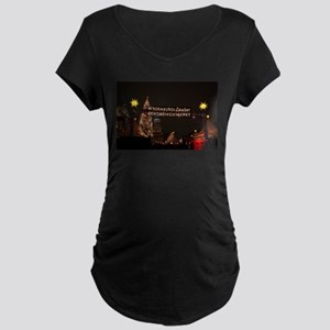 Berlin Maternity Dark T-Shirt