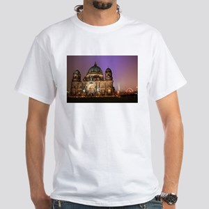 Berlin White T-Shirt