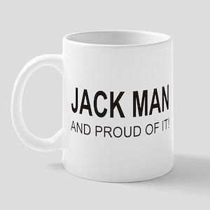Jack Man Mug