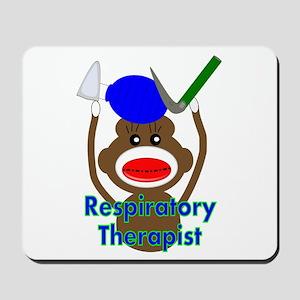 Respiratory Therapist Mousepad