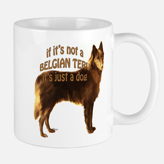 Belgian Terv Dog Mug