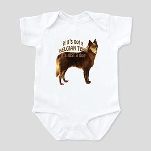 Belgian Terv Dog Infant Bodysuit
