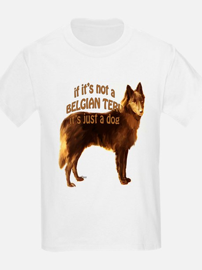 Belgian Terv Dog T-Shirt