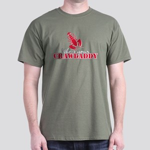 Whos ur Crawdaddy Dark T-Shirt