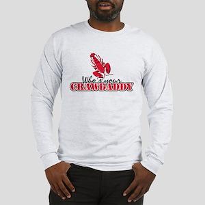 Whos ur Crawdaddy Long Sleeve T-Shirt