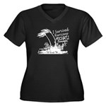 I Survived Hurricane Michael Plus Size T-Shirt