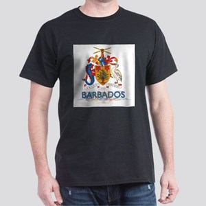 3D Barbados T-Shirt