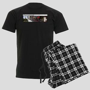 3pictureSavannahCollage Pajamas