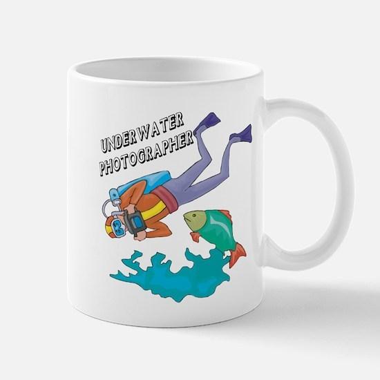 Underwater Photographer Mug