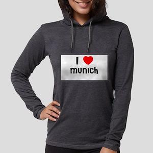 I LOVE MUNICH Long Sleeve T-Shirt