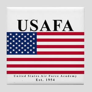 USAFA Ensign Tile Coaster