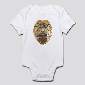 Master At Arms Infant Bodysuit