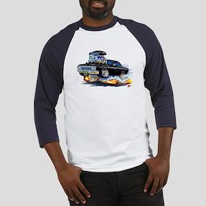 1964 Fury Black Car Baseball Jersey