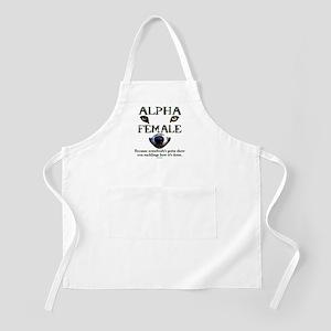 Alpha Female BBQ Apron