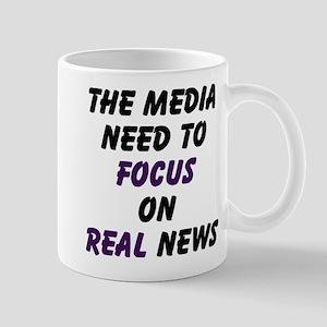 Focus on News Mug