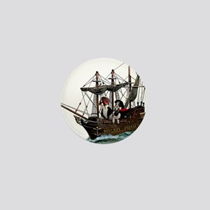 Biscuit Pirates Mini Button
