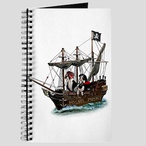 Biscuit Pirates Journal