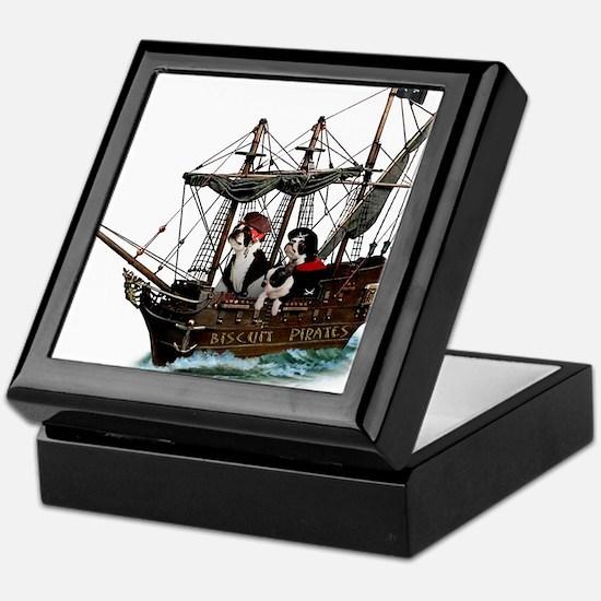 Biscuit Pirates Keepsake Box