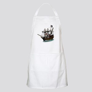 Biscuit Pirates BBQ Apron