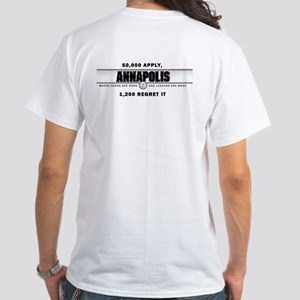 ANNAPOLIS: The Movie White T-Shirt