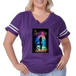 The Last Note Women's Plus Size Football T-Shirt