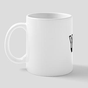 Y2K12 Black Mug