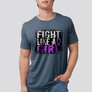 Licensed Fight Like a Girl 31.8 Croh T-Shirt