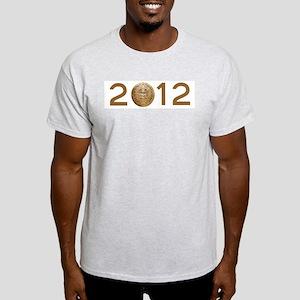 Mayan Calender 2012 Light T-Shirt