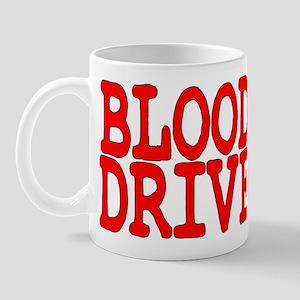 Blood Drive Mug