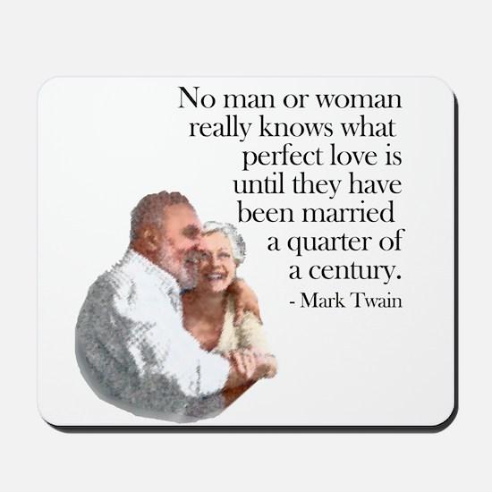 Married Love Mousepad
