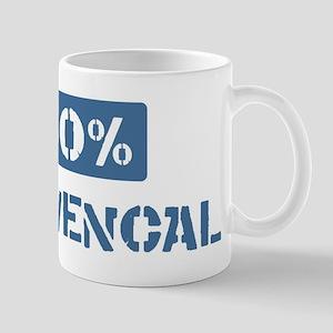 50 Percent Provencal Mug