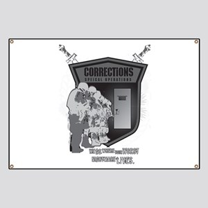 Corrections Special Operation Banner