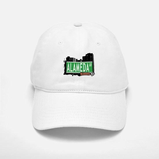 ALAMEDA AVENUE, QUEENS, NYC Baseball Baseball Cap