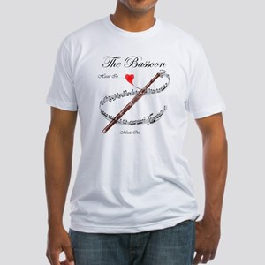 The Bassoon Fitted T-Shirt