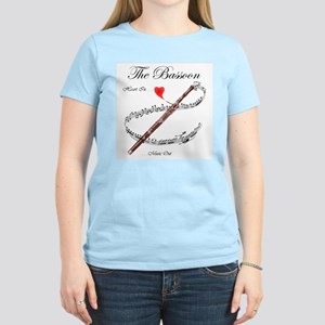 The Bassoon Women's Light T-Shirt