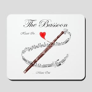 The Bassoon Mousepad