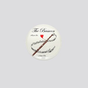 The Bassoon Mini Button