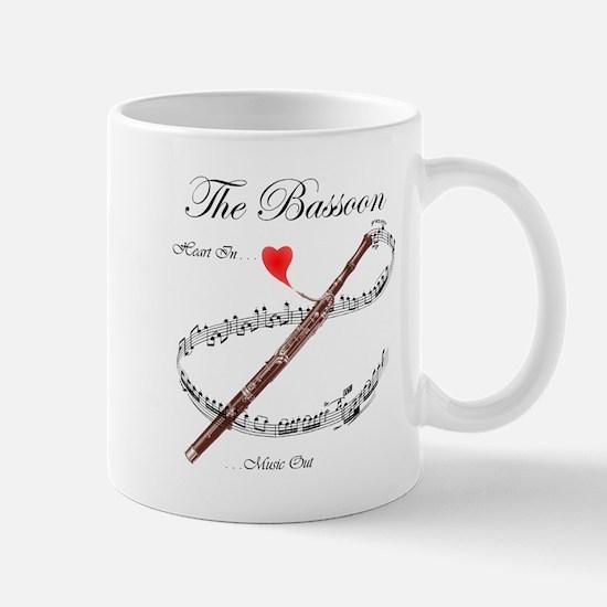 The Bassoon Mug