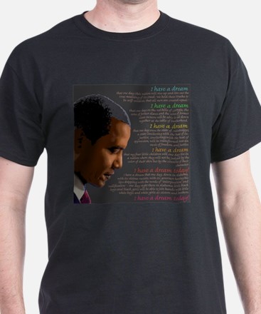 Obama / I Have a Dream T-Shirt